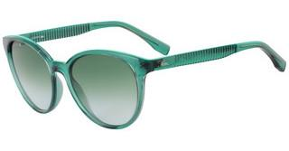 Lacoste L887S 315 TRANSPARENT GREEN