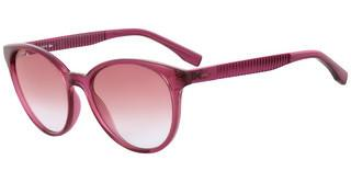 Lacoste L887S 526 TRANSPARENT CYCLAMEN