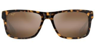 Maui Jim Chee Hoo! H765-57 HCL BronzeTortoise with White and Blue