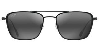 Maui Jim Ebb & Flow 542-2M Neutral GreyMatte Black