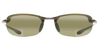 Maui Jim Makaha Readers HT805-1115 Maui HT (dpt. 1.5)Smoke Grey
