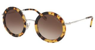 Miu Miu MU 59US 7S06S1 BROWN GRADIENTLIGHT HAVANA