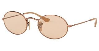 Ray-Ban RB3547N 9131S0 EVOLVE LIGHT BROWNCOPPER