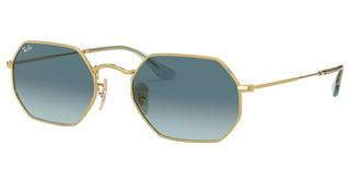 Ray-Ban RB3556N 91233M BLUE GRADIENT GREYGOLD