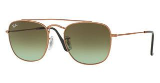 Ray-Ban RB3557 9002A6 GREEN GRADIENT BROWNMEDIUM BRONZE