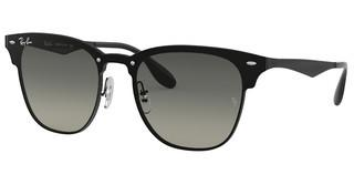 Ray-Ban RB3576N 153/11 GREY GRADIENT DARK GREYDEMI GLOSS BLACK