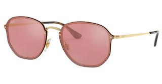 Ray-Ban RB3579N 001/E4 PINK MIRROR PINKGOLD
