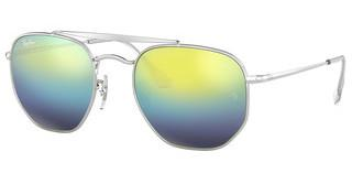 Ray-Ban RB3648 003/I2 GREEN MIRROR BLUESILVER