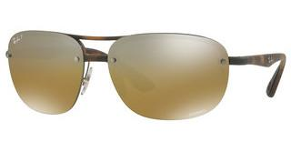 Ray-Ban RB4275CH 894/A2 BROWN MIR GREY GRADIENT POLARMATTE HAVANA