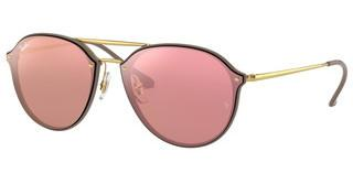 Ray-Ban RB4292N 6327E4 PINK MIRROR PINKBROWN