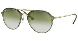 Ray-Ban RB4292N 63860R GREEN GRADIENT GREYGREEN