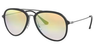 Ray-Ban RB4298 6333Y0 CLEAR GRADIENT GOLDGREY