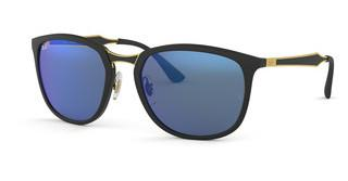 Ray-Ban RB4299 601S55 BLUE MIRROR BLUEMATTE BLACK