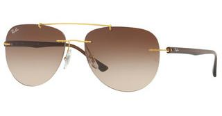 Ray-Ban RB8059 157/13 BROWN GRADIENTGOLD
