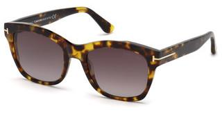 Tom Ford FT0614 55T bordeaux verlaufendhavanna bunt