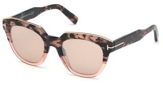 Tom Ford FT0686 56G braun verspiegelthavanna