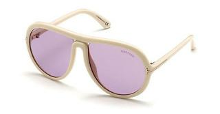 Tom Ford FT0768 25Y violettelfenbein
