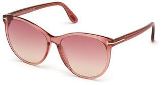 Tom Ford FT0787 72T bordeaux verlaufendrosa glanz