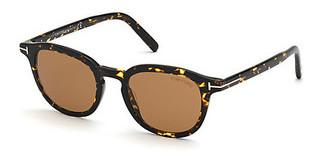 Tom Ford FT0816 52E braunhavanna dunkel