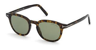 Tom Ford FT0816 52N gruenhavanna dunkel