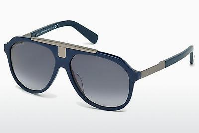Zonnebril Dsquared DQ0206 90W - Blauw