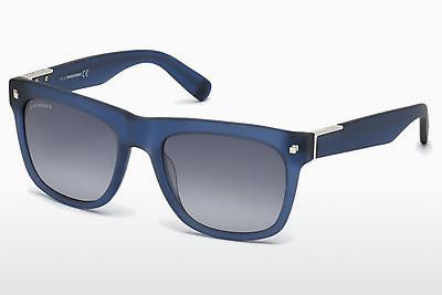 Zonnebril Dsquared DQ0212 91W - Blauw