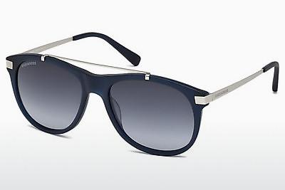 Zonnebril Dsquared DQ0217 91W - Blauw