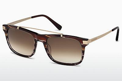 Zonnebril Dsquared DQ0218 50F - Bruin