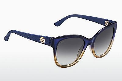 Zonnebril Gucci GG 3786/S KF1/IC - Blauw