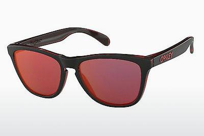 Zonnebril Oakley FROGSKINS (OO9013 9013A7) - Rood