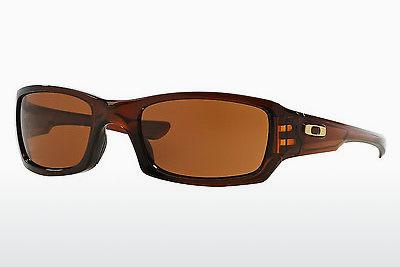 Zonnebril Oakley FIVES SQUARED (OO9238 923807) - Bruin