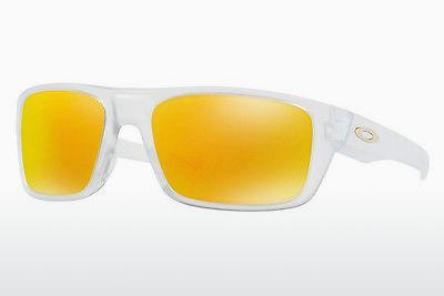 Zonnebril Oakley DROP POINT (OO9367 936705) - Doorzichtig, Wit