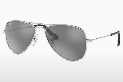 Zonnebril Ray-Ban Junior RJ9506S 212/6G - Zilver