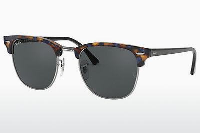 Zonnebril Ray-Ban CLUBMASTER (RB3016 1158R5) - Bruin, Havanna