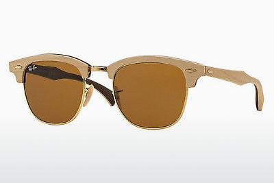 Zonnebril Ray-Ban CLUBMASTER (M) (RB3016M 1179) - Bruin