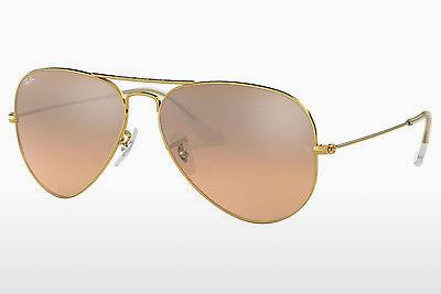 Zonnebril Ray-Ban AVIATOR LARGE METAL (RB3025 001/3E) - Goud