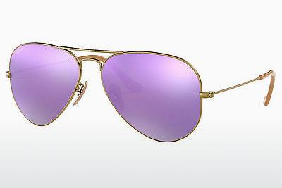 Zonnebril Ray-Ban AVIATOR LARGE METAL (RB3025 167/1R) - Bruin