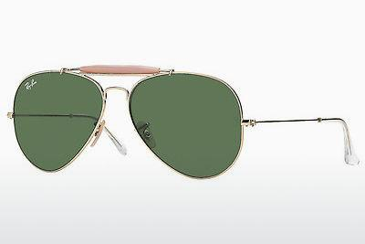 Zonnebril Ray-Ban OUTDOORSMAN II (RB3029 L2112) - Goud