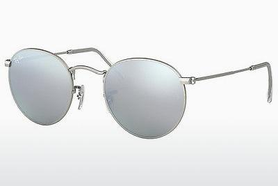 Zonnebril Ray-Ban ROUND METAL (RB3447 019/30) - Zilver