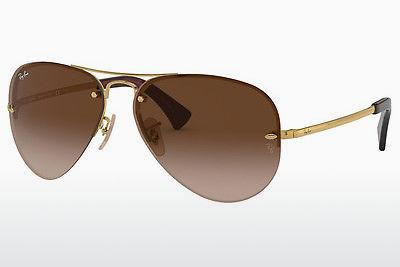 Zonnebril Ray-Ban RB3449 001/13 - Goud