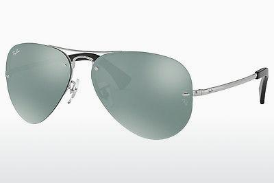 Zonnebril Ray-Ban RB3449 003/30 - Zilver