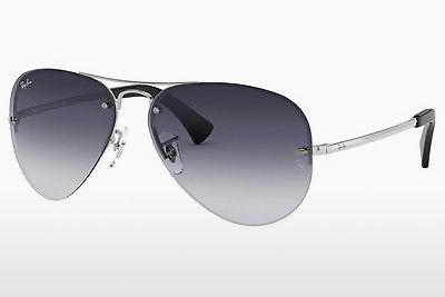 Zonnebril Ray-Ban RB3449 003/8G - Zilver
