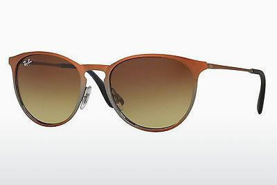 Zonnebril Ray-Ban RB3539 193/13 - Bruin, Grijs