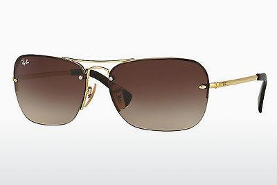 Zonnebril Ray-Ban RB3541 001/13 - Goud