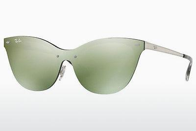 Zonnebril Ray-Ban RB3580N 042/30 - Groen, Zilver