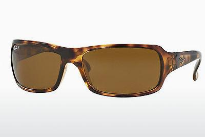Zonnebril Ray-Ban RB4075 642/57 - Bruin, Havanna