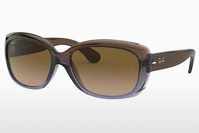 Zonnebril Ray-Ban JACKIE OHH (RB4101 860/51) - Bruin, Paars