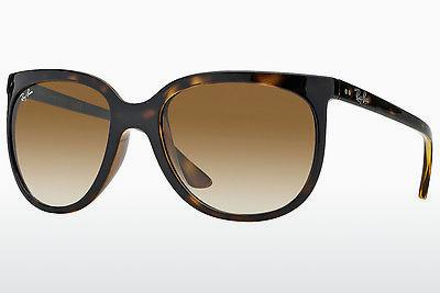 Zonnebril Ray-Ban CATS 1000 (RB4126 710/51) - Bruin, Havanna
