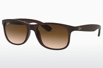 Zonnebril Ray-Ban ANDY (RB4202 607313) - Bruin