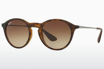 Zonnebril Ray-Ban RB4243 865/13 - Bruin, Havanna
